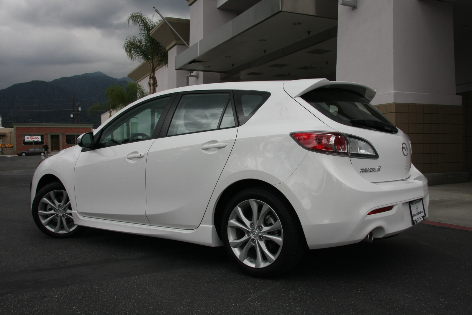 Image Gallery Mazda 3 2010 Coupe