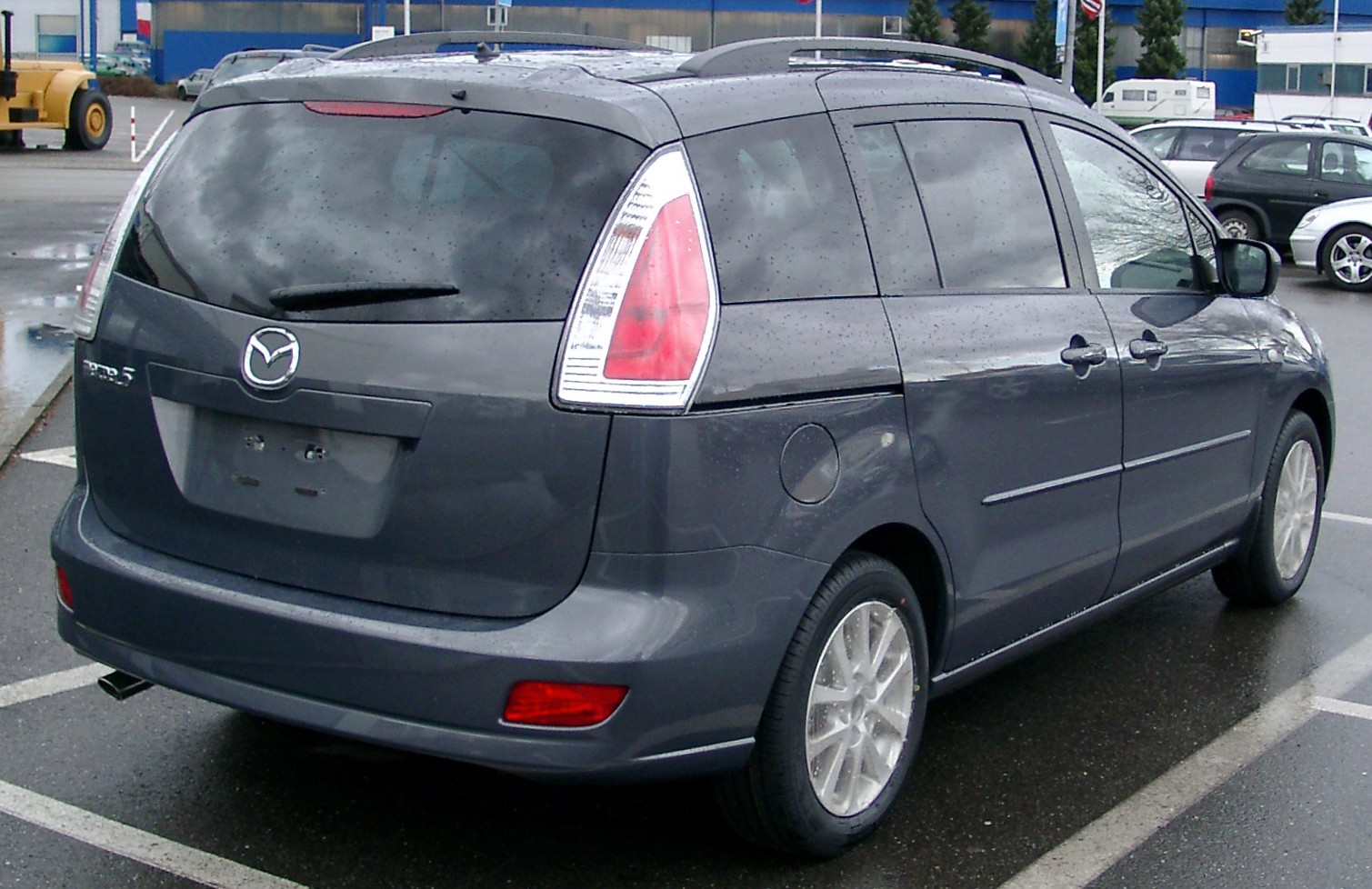 2008 mazda mazda 5 pictures information and specs auto. Black Bedroom Furniture Sets. Home Design Ideas