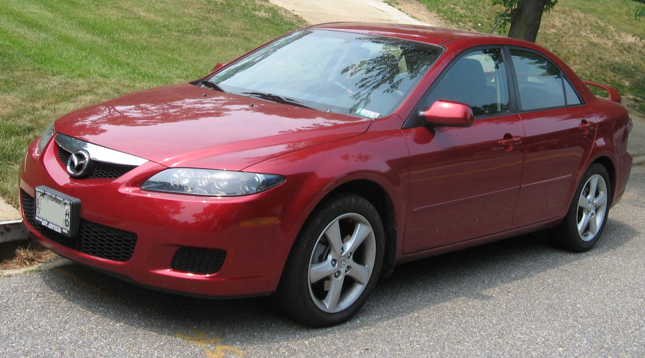 2007 Mazda 6 Pictures Information And Specs Auto