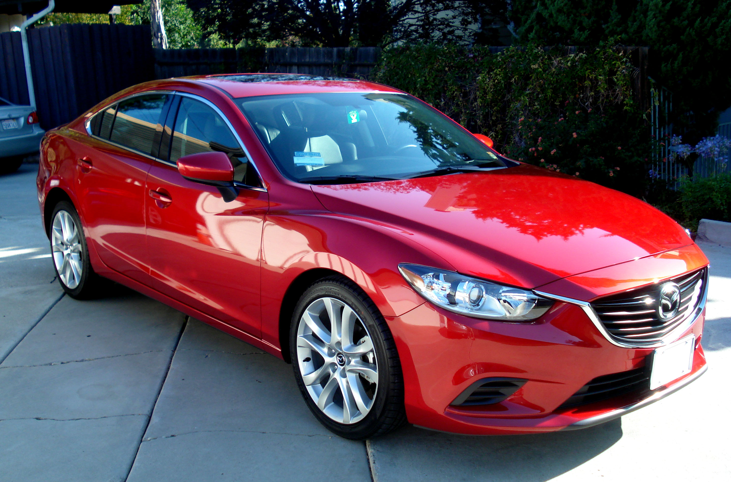 2015 mazda mazda 6 sedan pictures information and specs auto. Black Bedroom Furniture Sets. Home Design Ideas