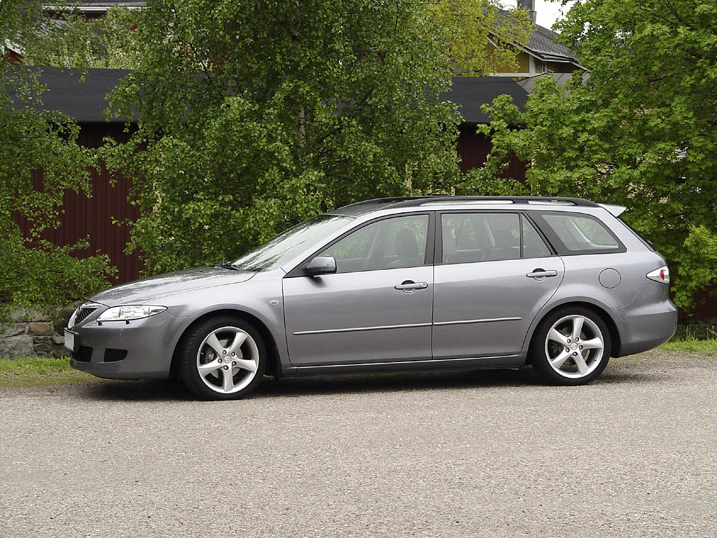 2003 mazda mazda 6 sport wagon pictures information and specs auto. Black Bedroom Furniture Sets. Home Design Ideas