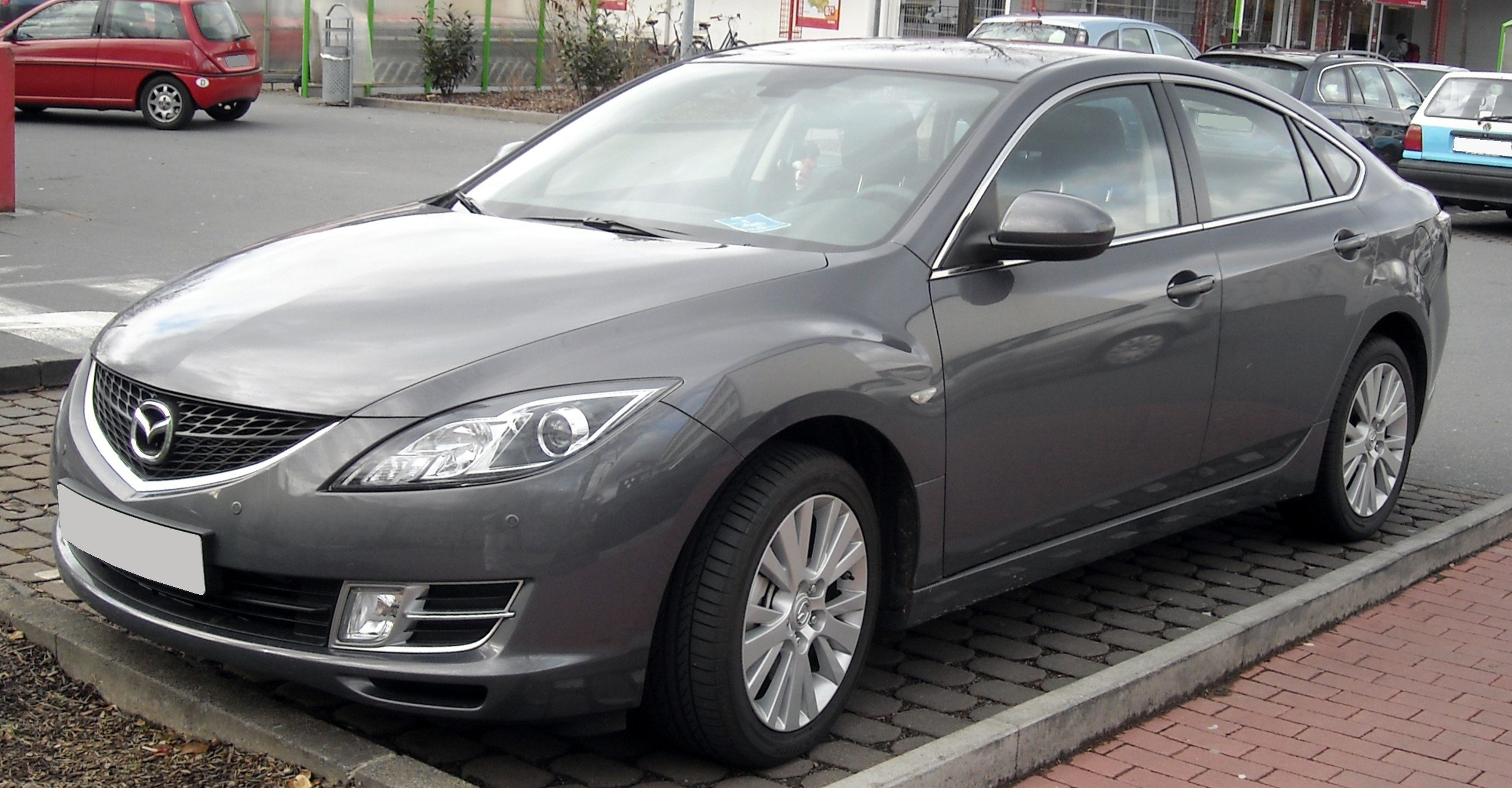 2004 Mazda Mazda 6 Sport Wagon Pictures Information And