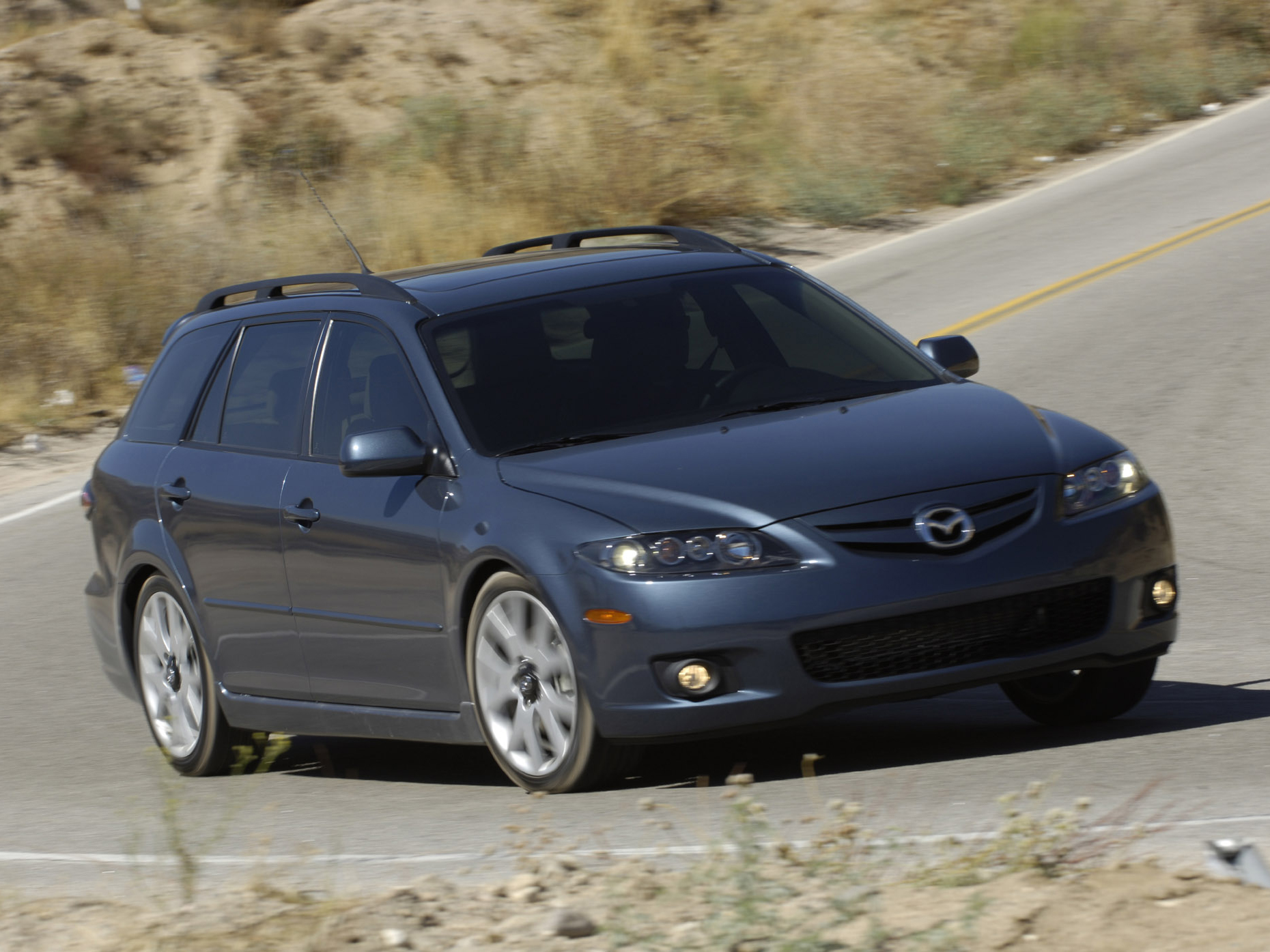 2006 mazda mazda 6 sport wagon pictures information and specs auto. Black Bedroom Furniture Sets. Home Design Ideas