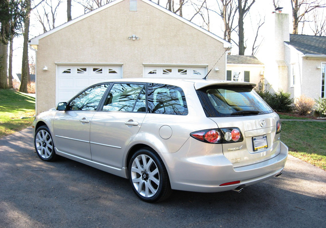 2007 Mazda 6 Wagon Pictures Information And Specs Auto 03 Fuse Box Images 7