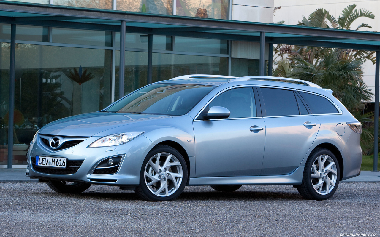 2010 Mazda Mazda 6 wagon – pictures information and specs