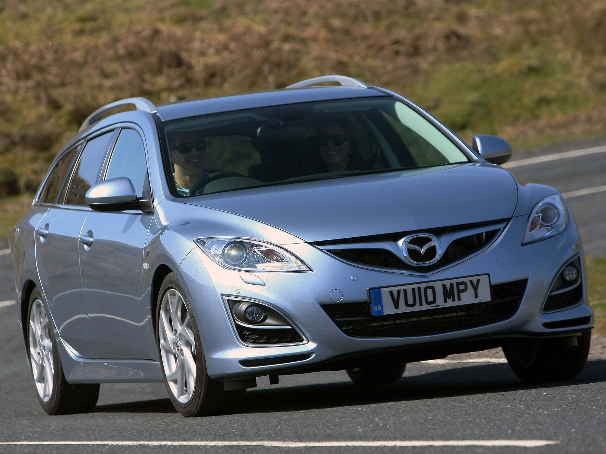 2010 Mazda Mazda 6 wagon – pictures, information and specs ...