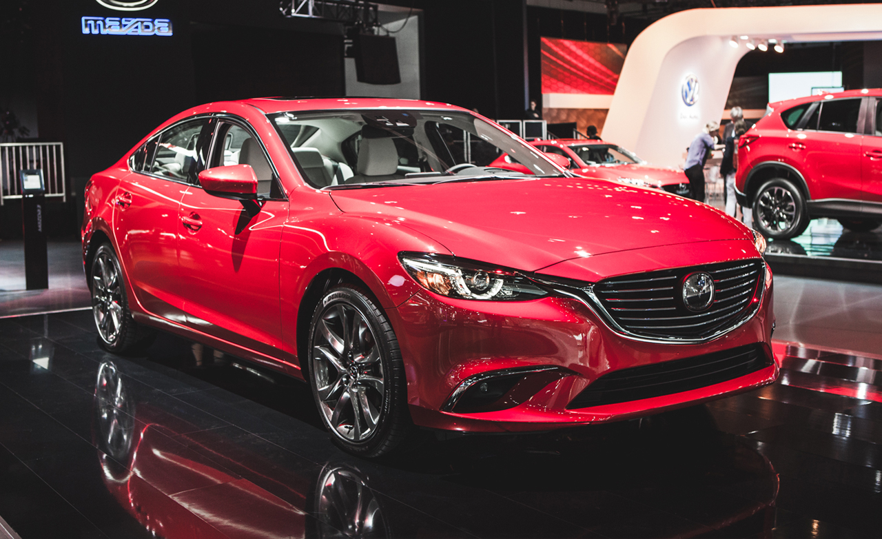 2016 Mazda Mazda 6 wagon – pictures information and specs