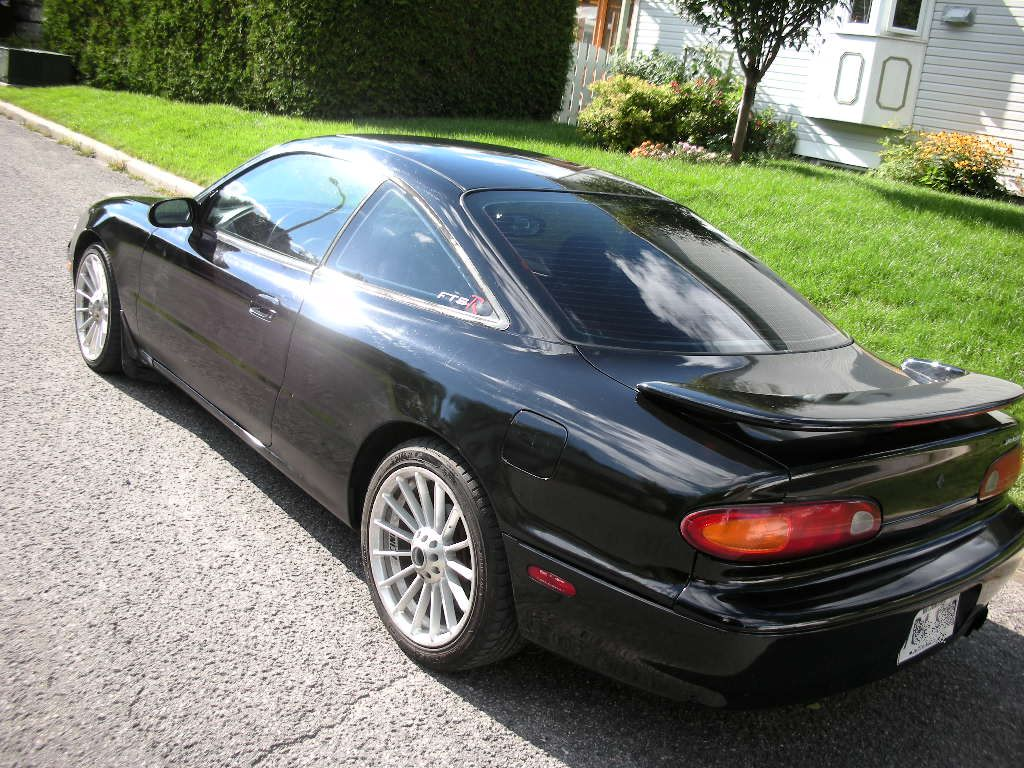 Mazda Mx-6 – pictures, information and specs - Auto-Database.com