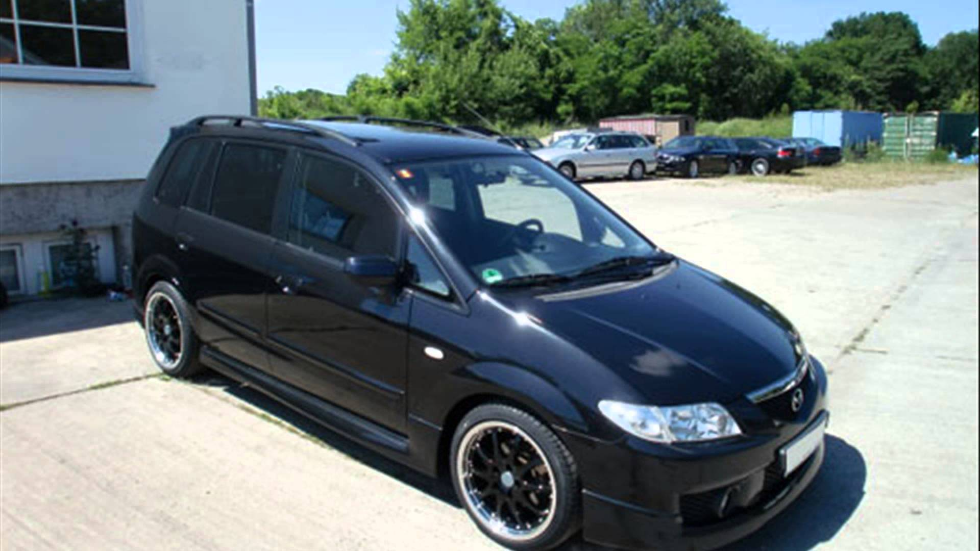 mazda premacy pictures information and specs auto. Black Bedroom Furniture Sets. Home Design Ideas