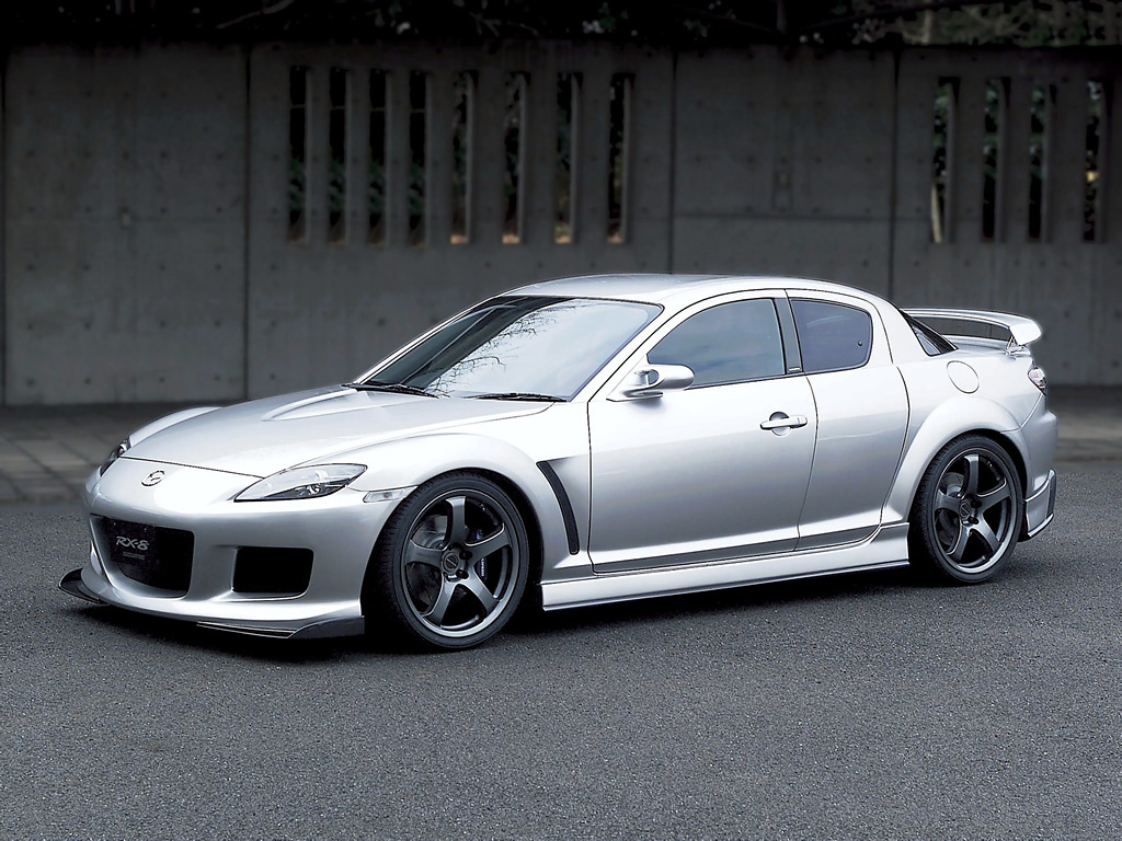 mazda rx-8 pictures