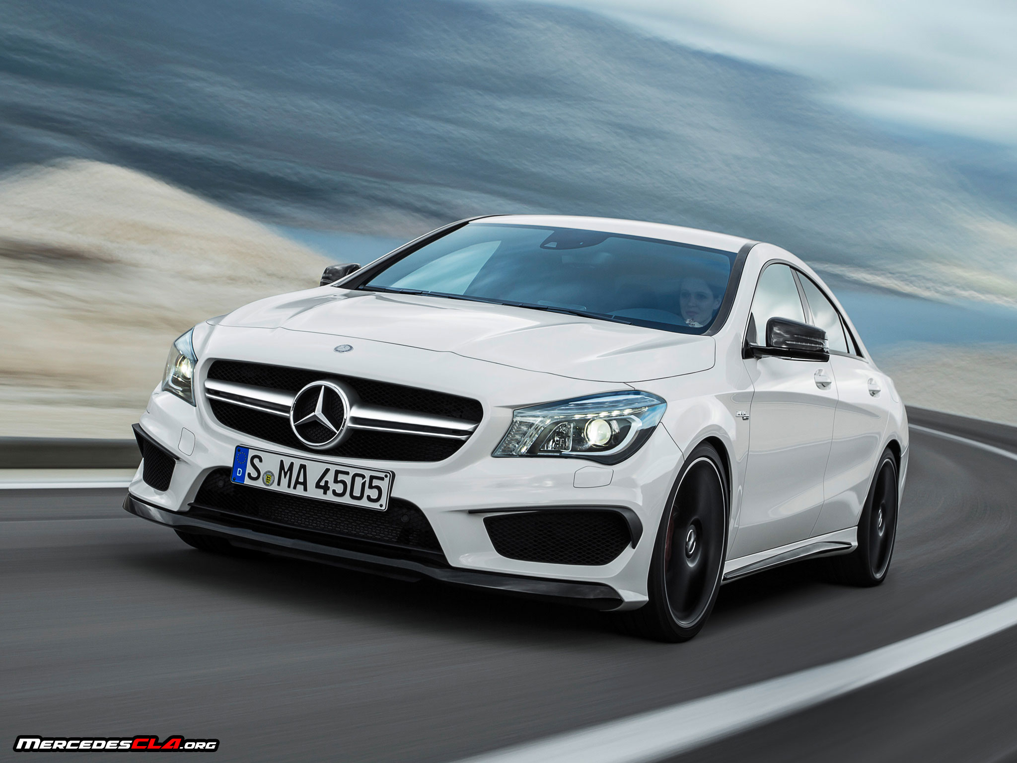 mercedes cla seriess #3