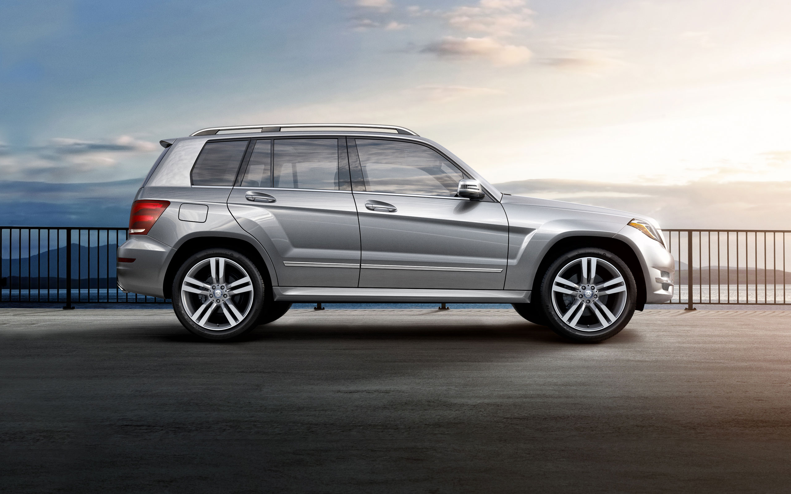mercedes glk pictures