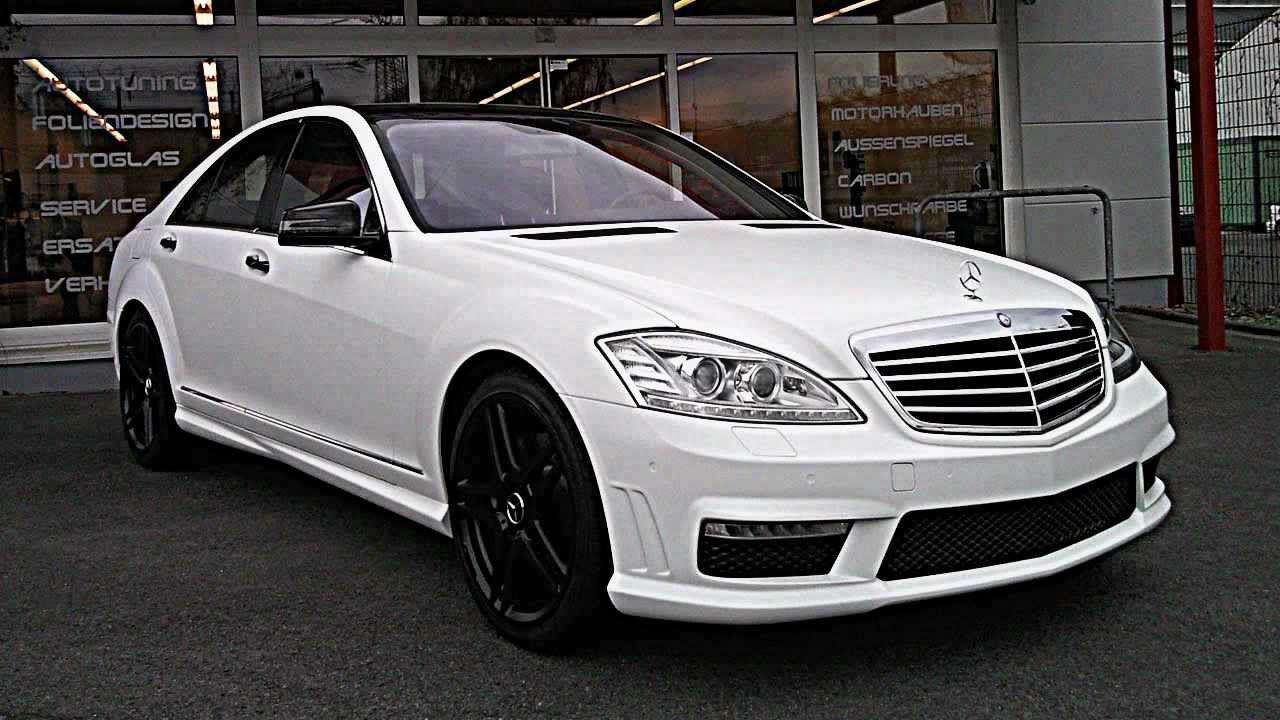 2010 Mercedes S Klasse W221 Pictures Information And