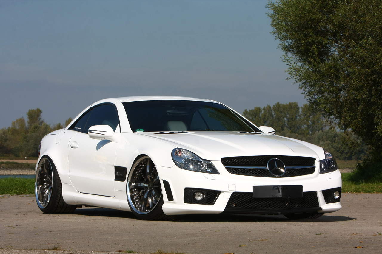 mercedes sl pictures #13