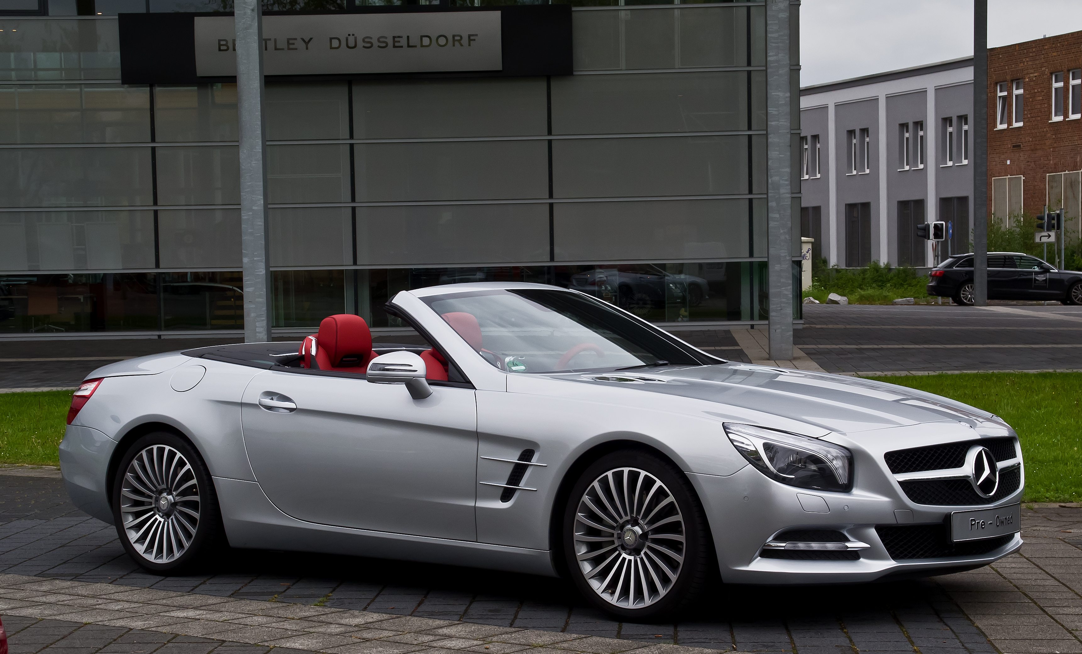 mercedes sl seriess #1