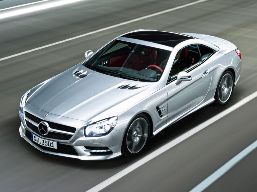 mercedes sl wallpaper #3
