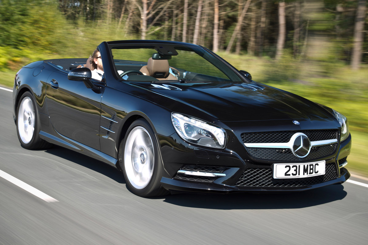 mercedes sl wallpaper #11
