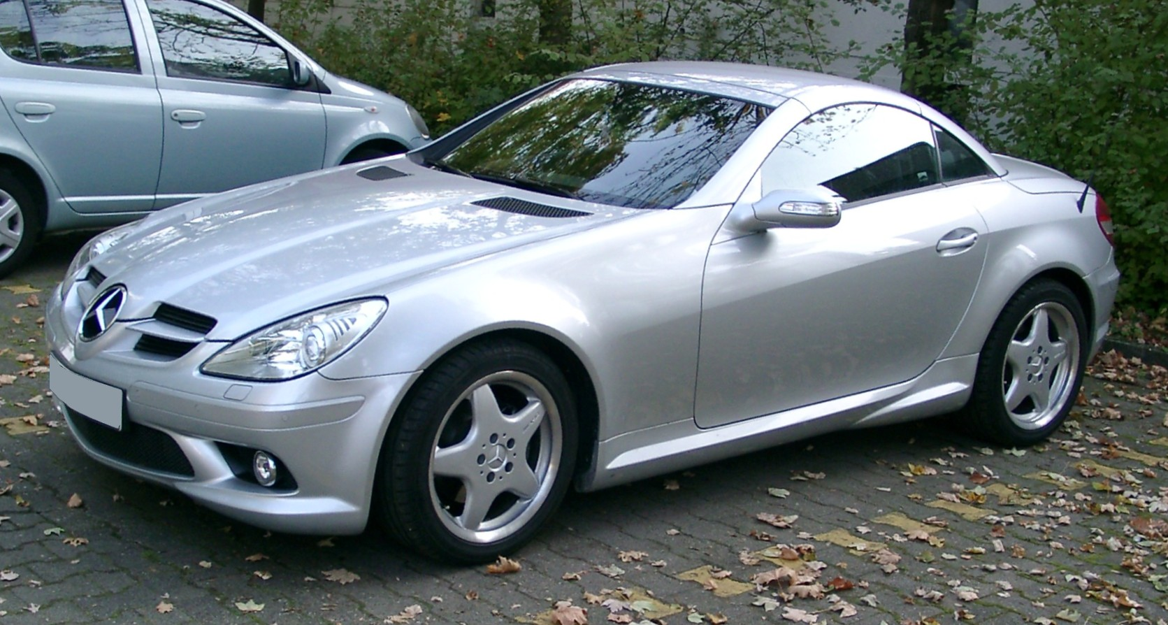 mercedes slk wallpaper #4