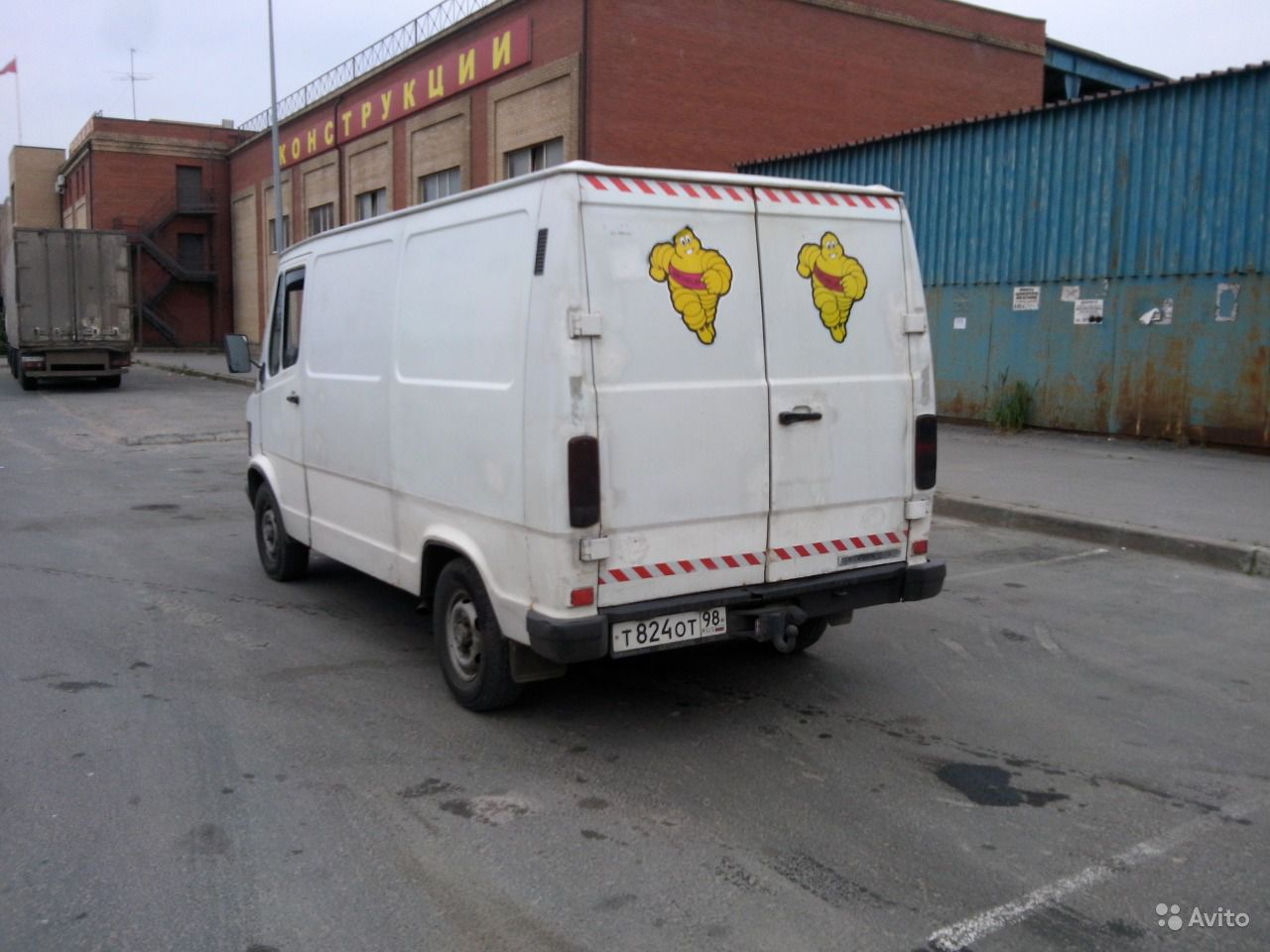 mercedes sprinter 1994 pictures #15