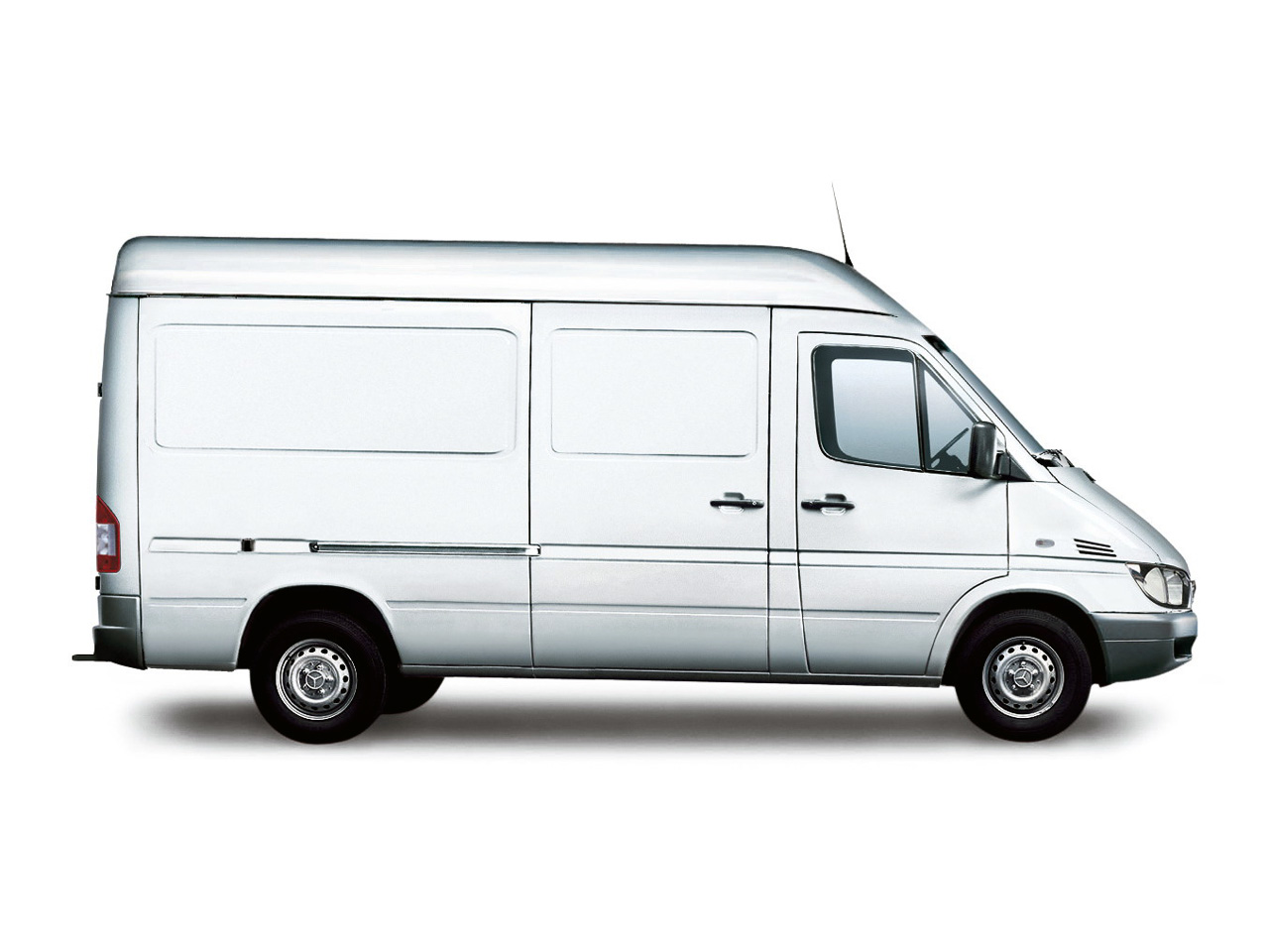 2000 Mercedes Sprinter Pictures Information And Specs