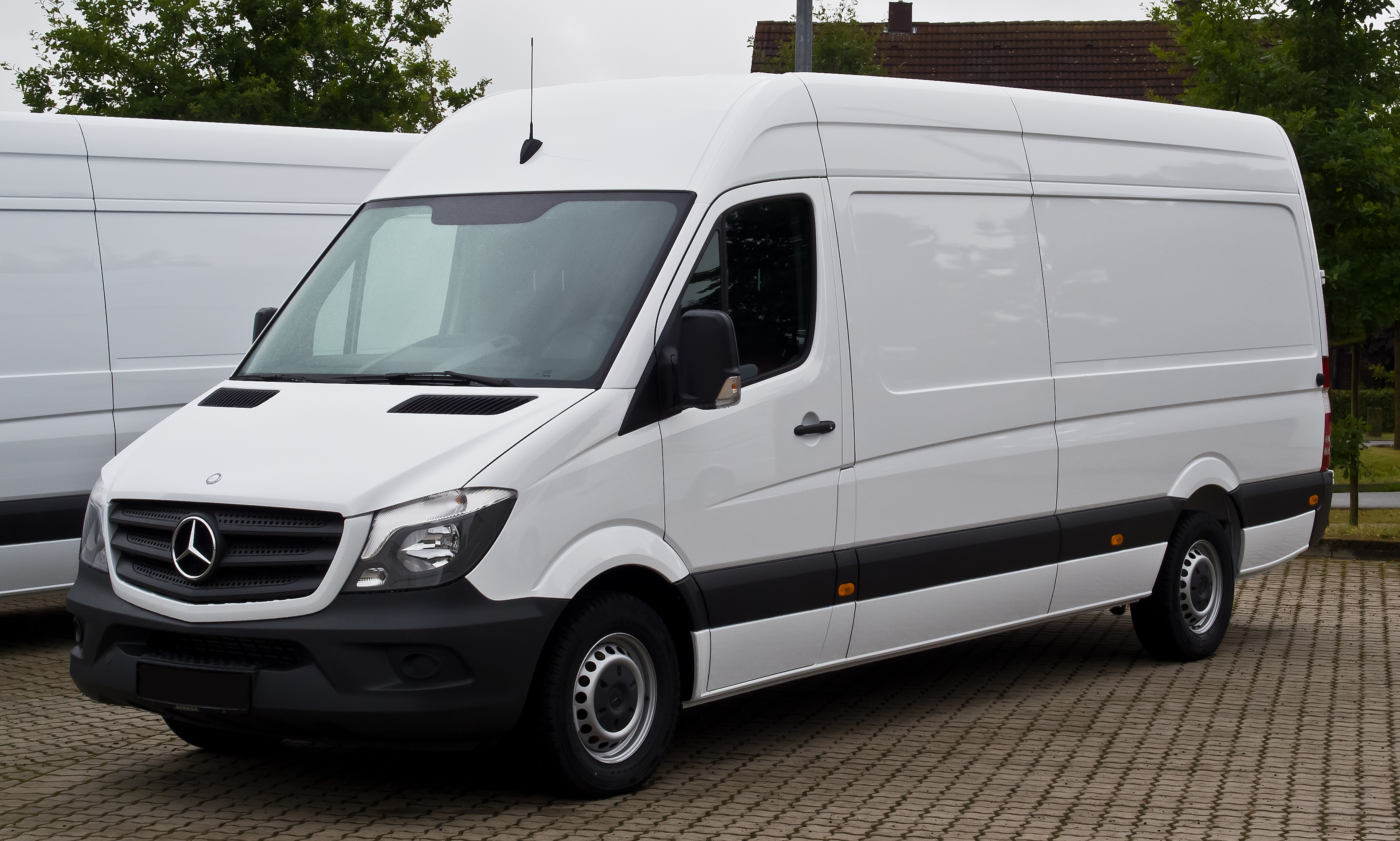 mercedes sprinter pictures #1