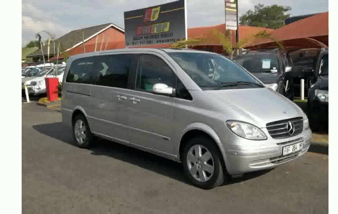 mercedes viano 2006 models
