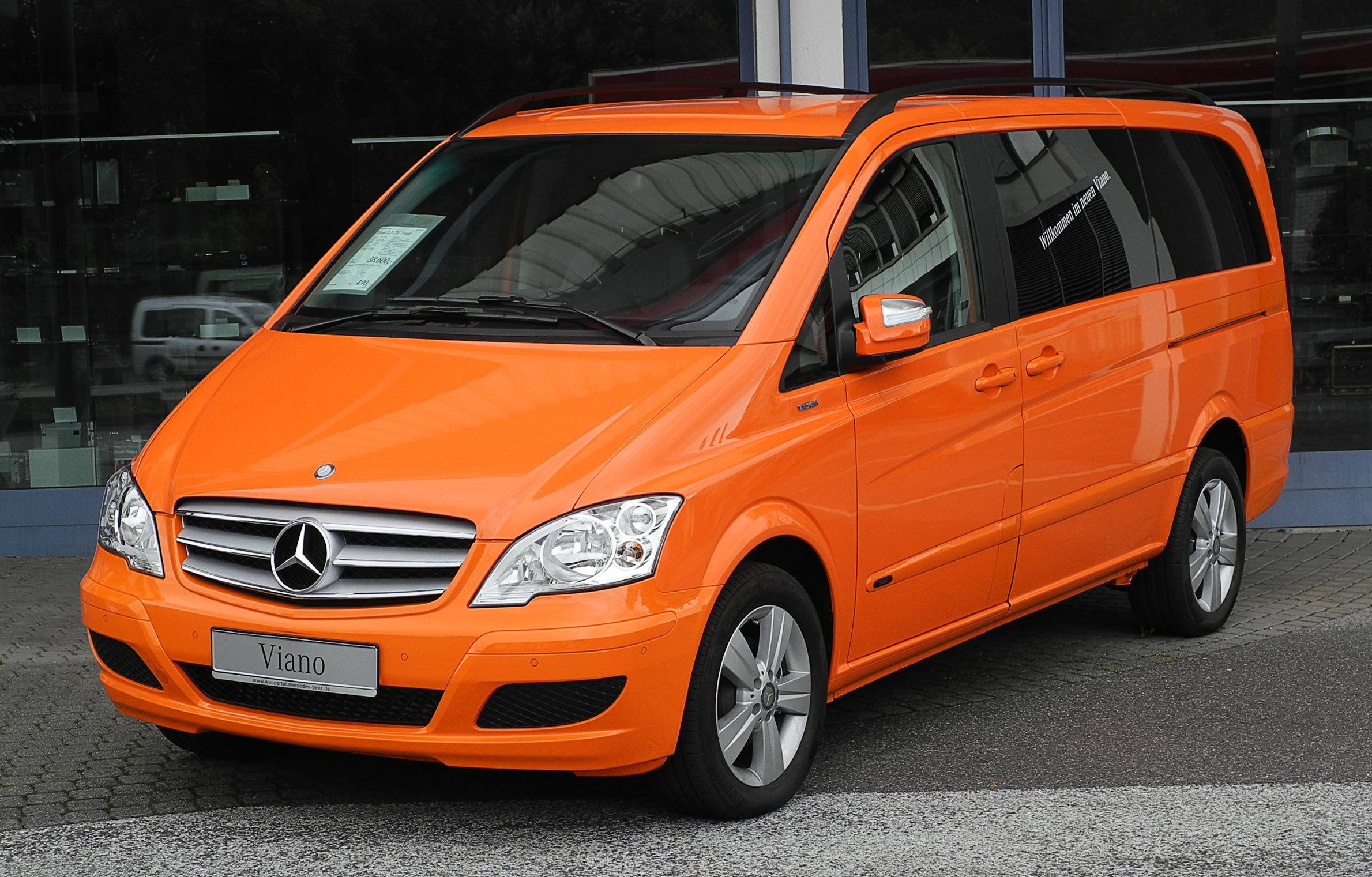 2009 Mercedes Viano Pictures Information And Specs