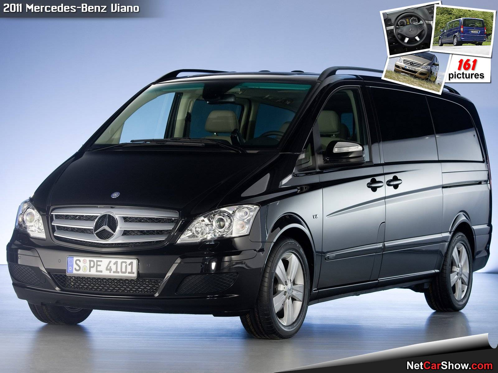 mercedes viano images #9