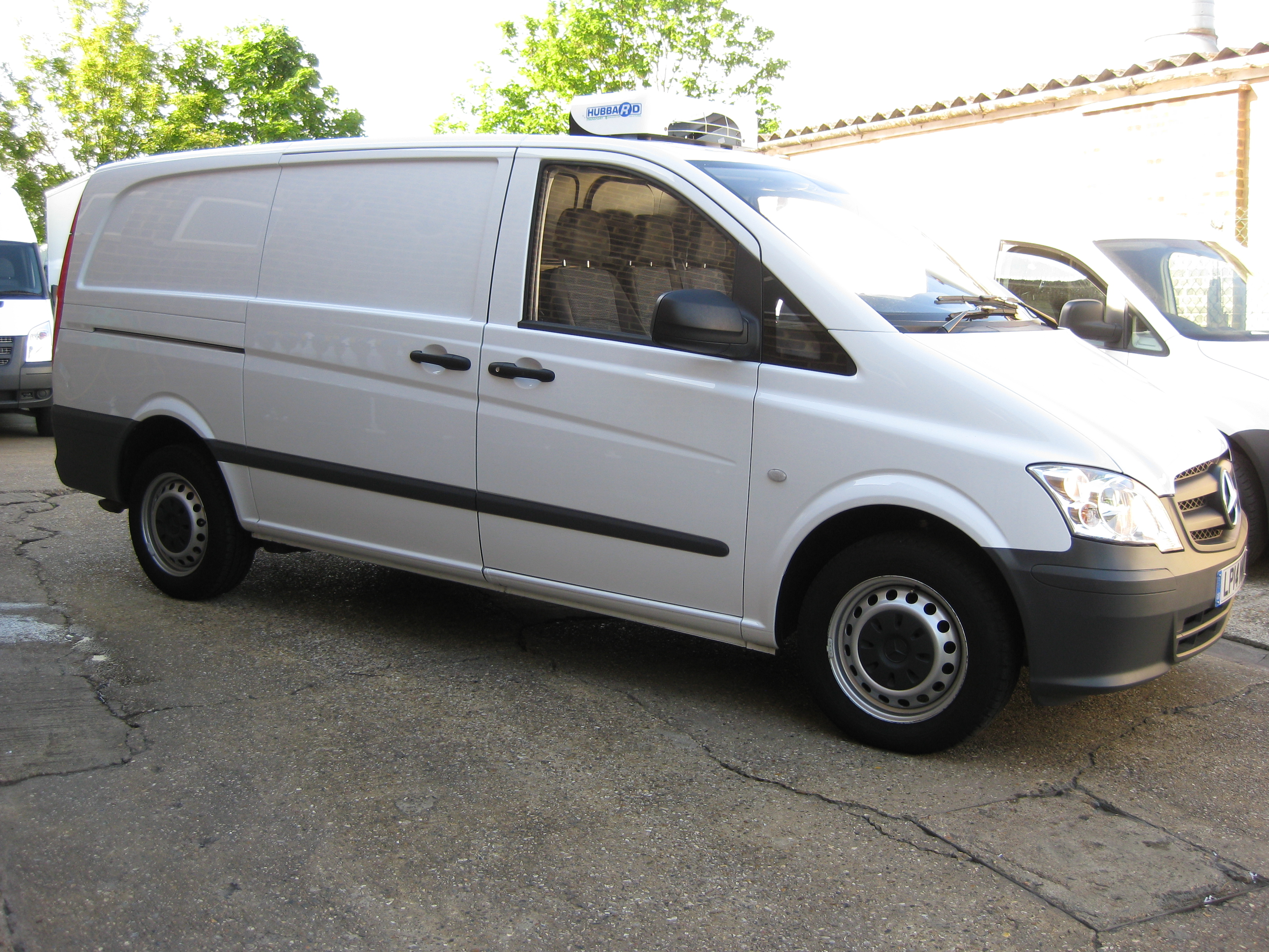 2014 mercedes vito ii 2 pictures information and specs auto. Black Bedroom Furniture Sets. Home Design Ideas
