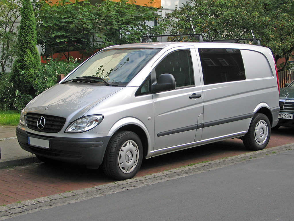 mercedes vito ii (2) 2014 pictures #1