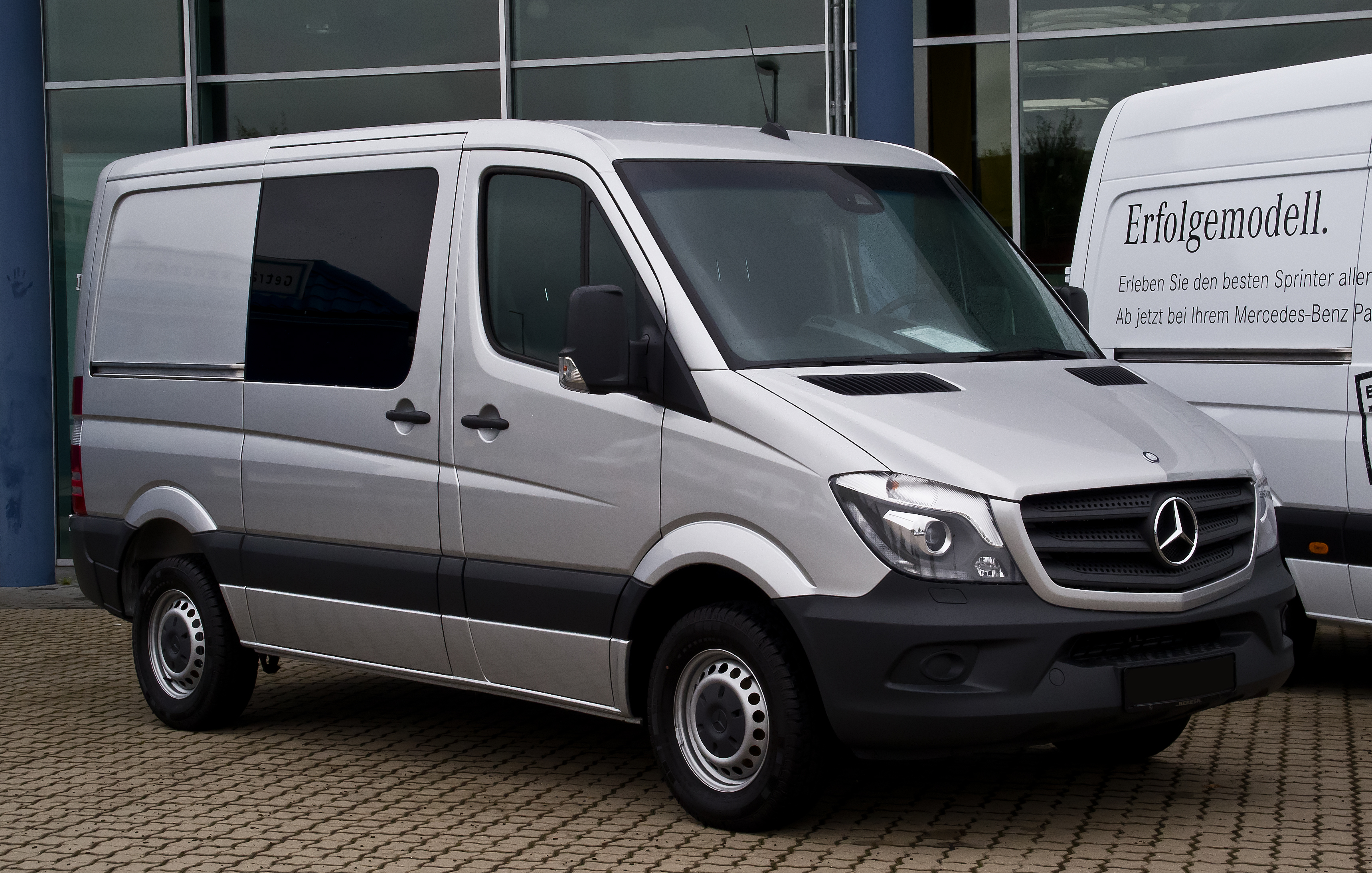 mercedes vito ii (2) 2014 wallpaper #7