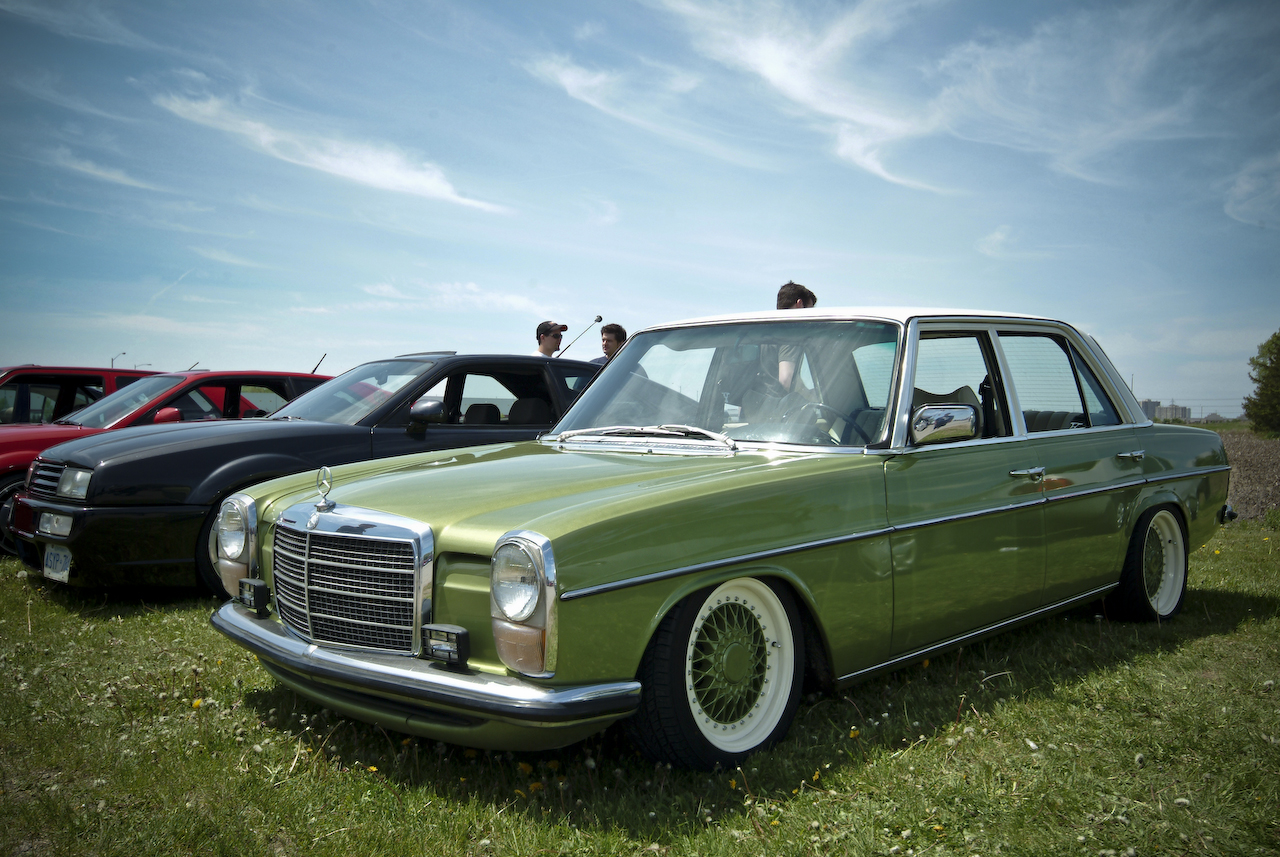 mercedes w114/w115 images #3