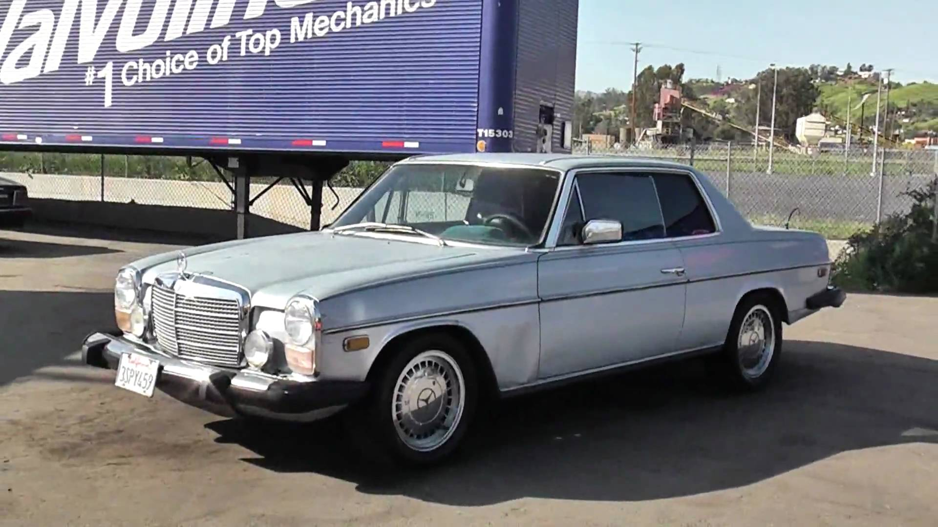 mercedes w114/w115 pictures