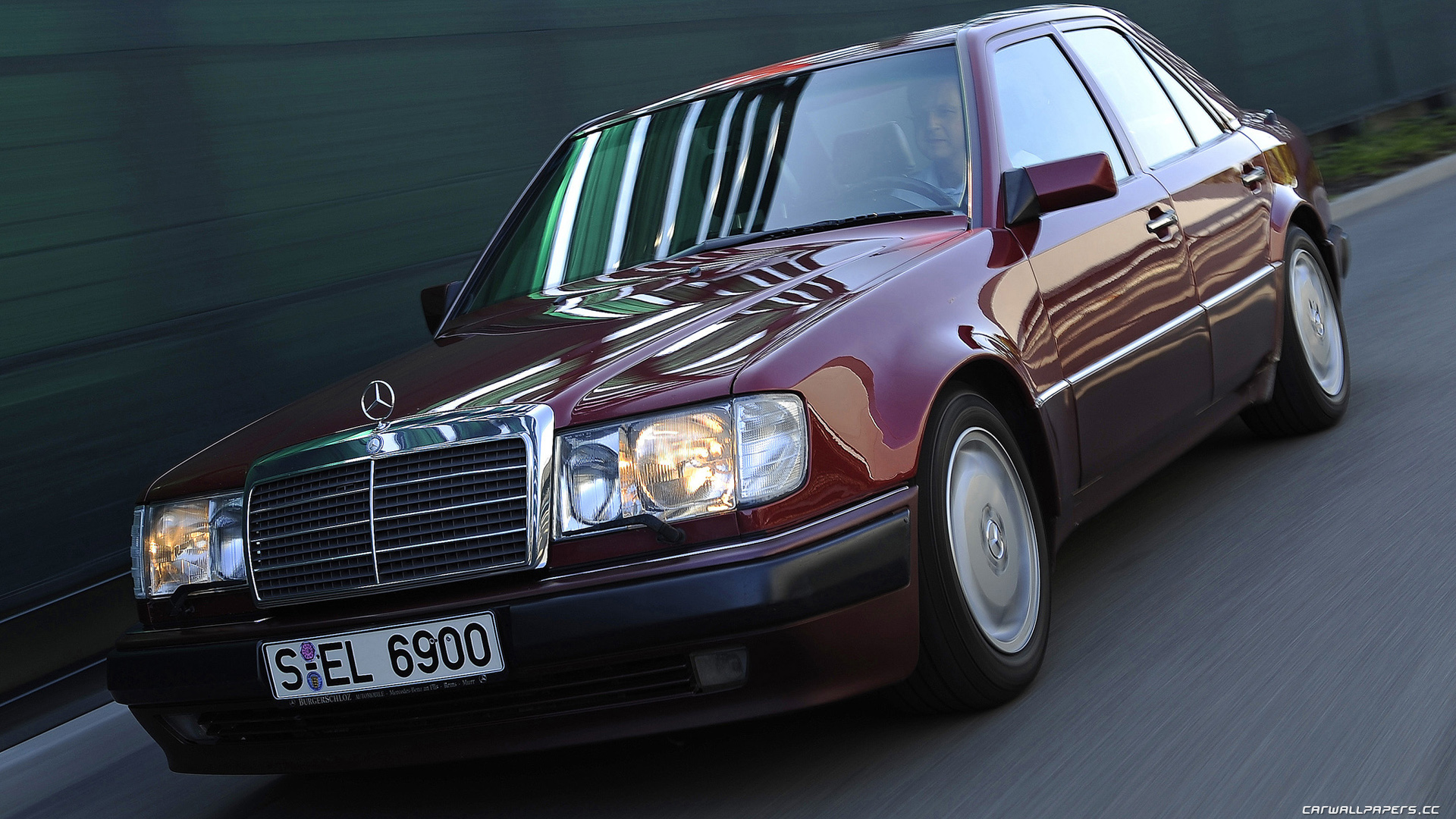 mercedes w124 1991 images