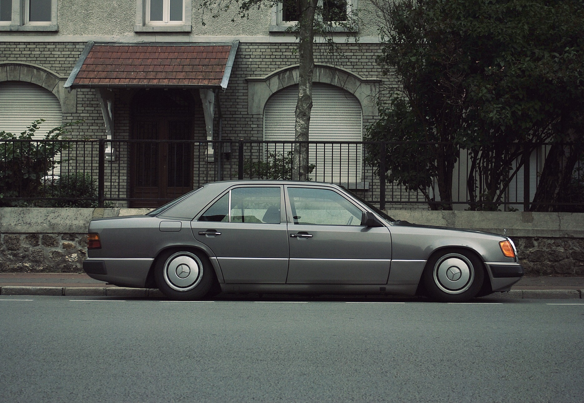 1991 Mercedes W124 Pictures Information And Specs