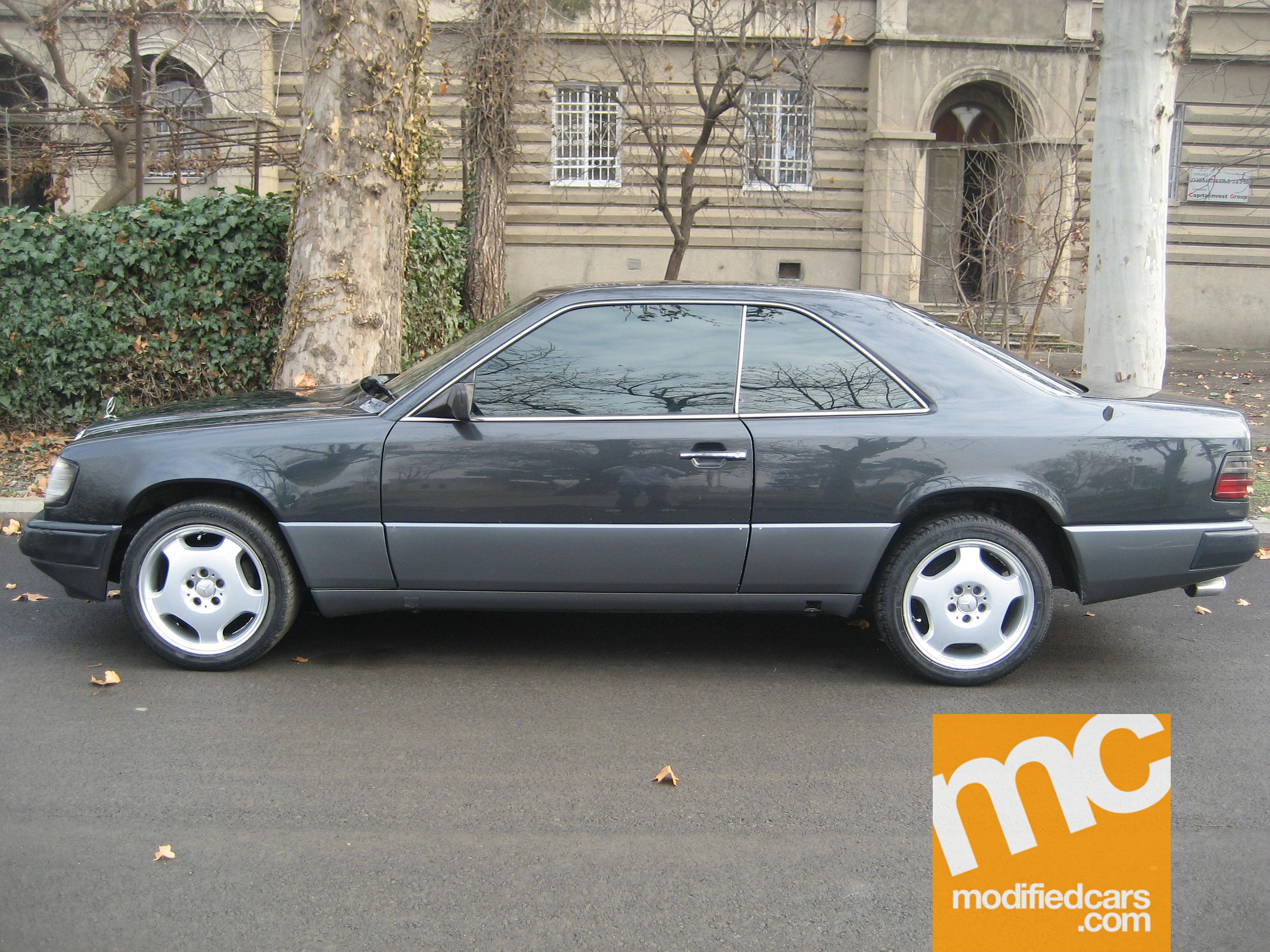 mercedes w124 coupe 1990 images