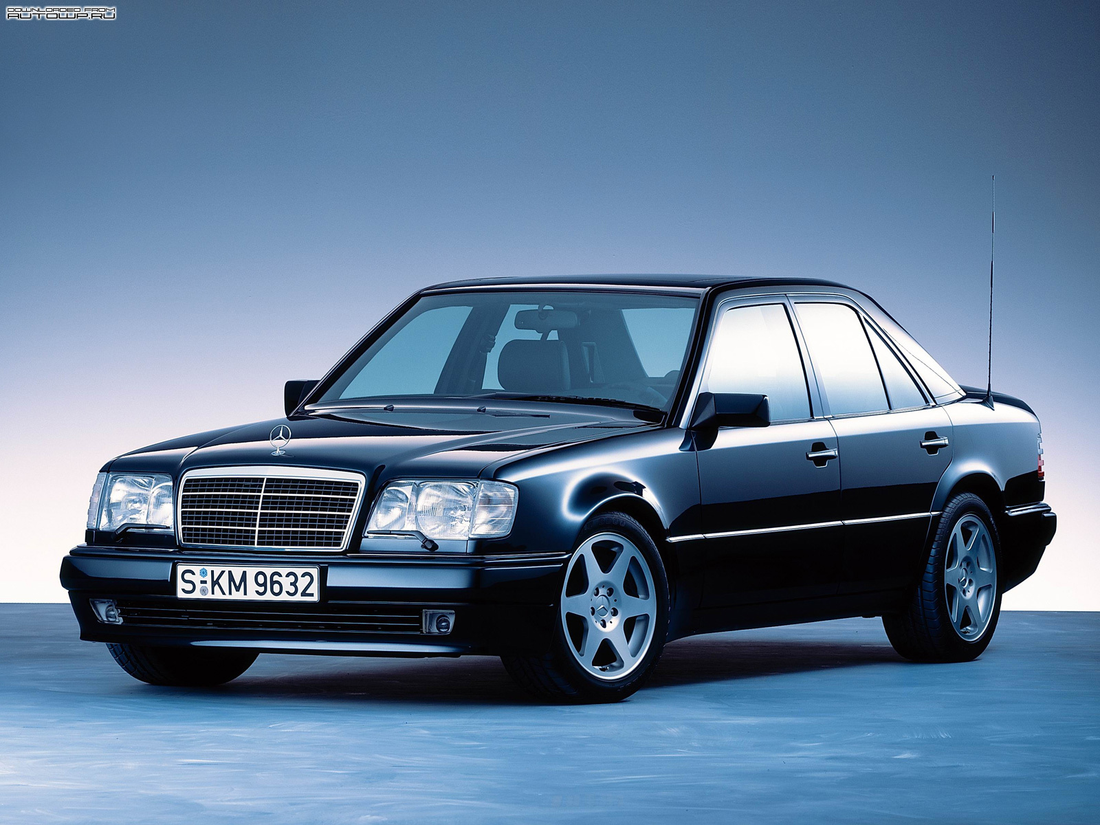 mercedes w124 images #5