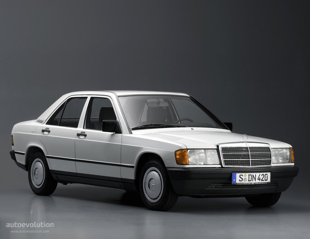 mercedes w201 (190) images #6