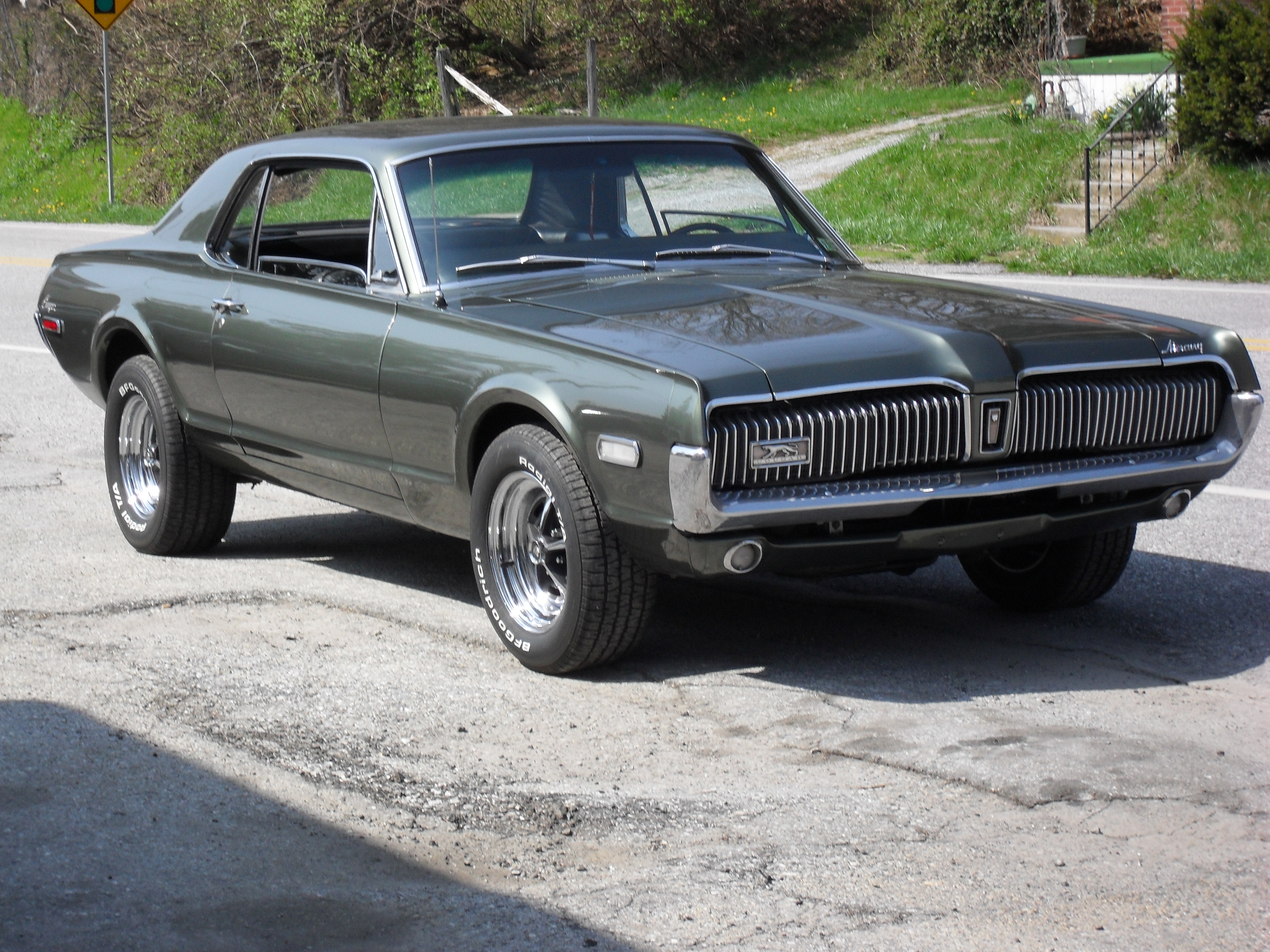 mercury cougar images