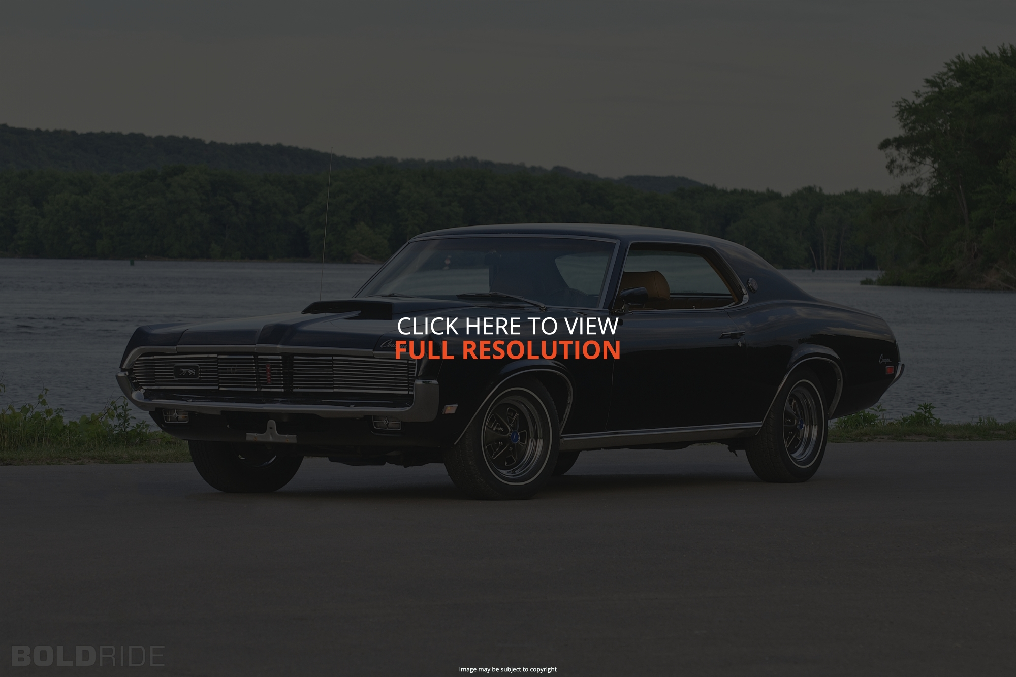 mercury cougar wallpaper