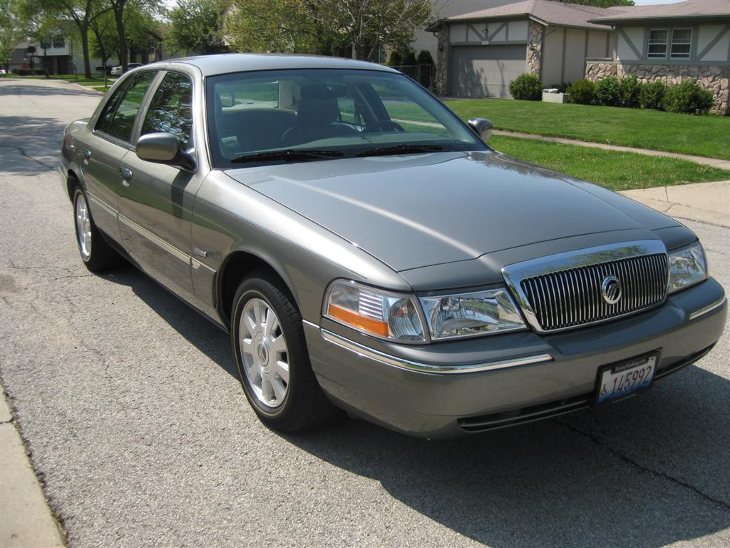 mercury grand marquis images #12