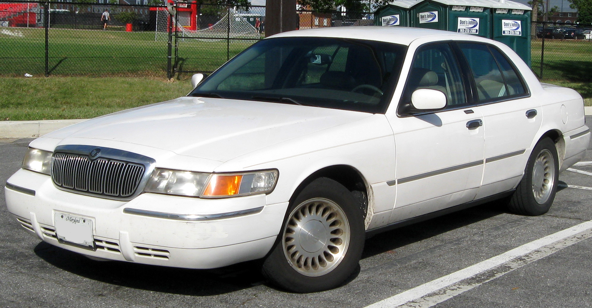 mercury grand marquis pics #2
