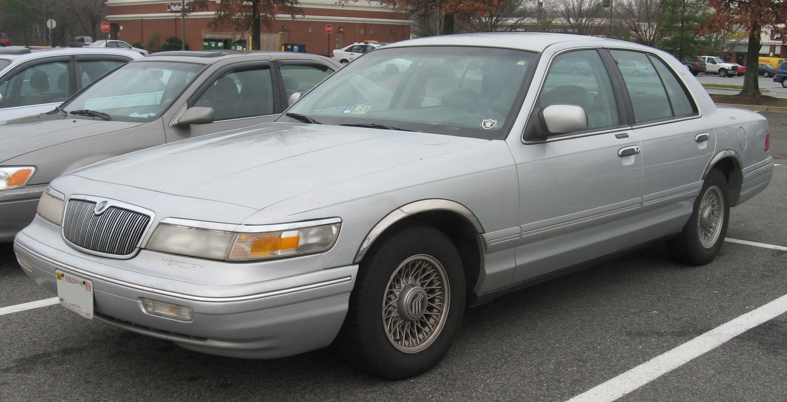 mercury grand marquis pics #10
