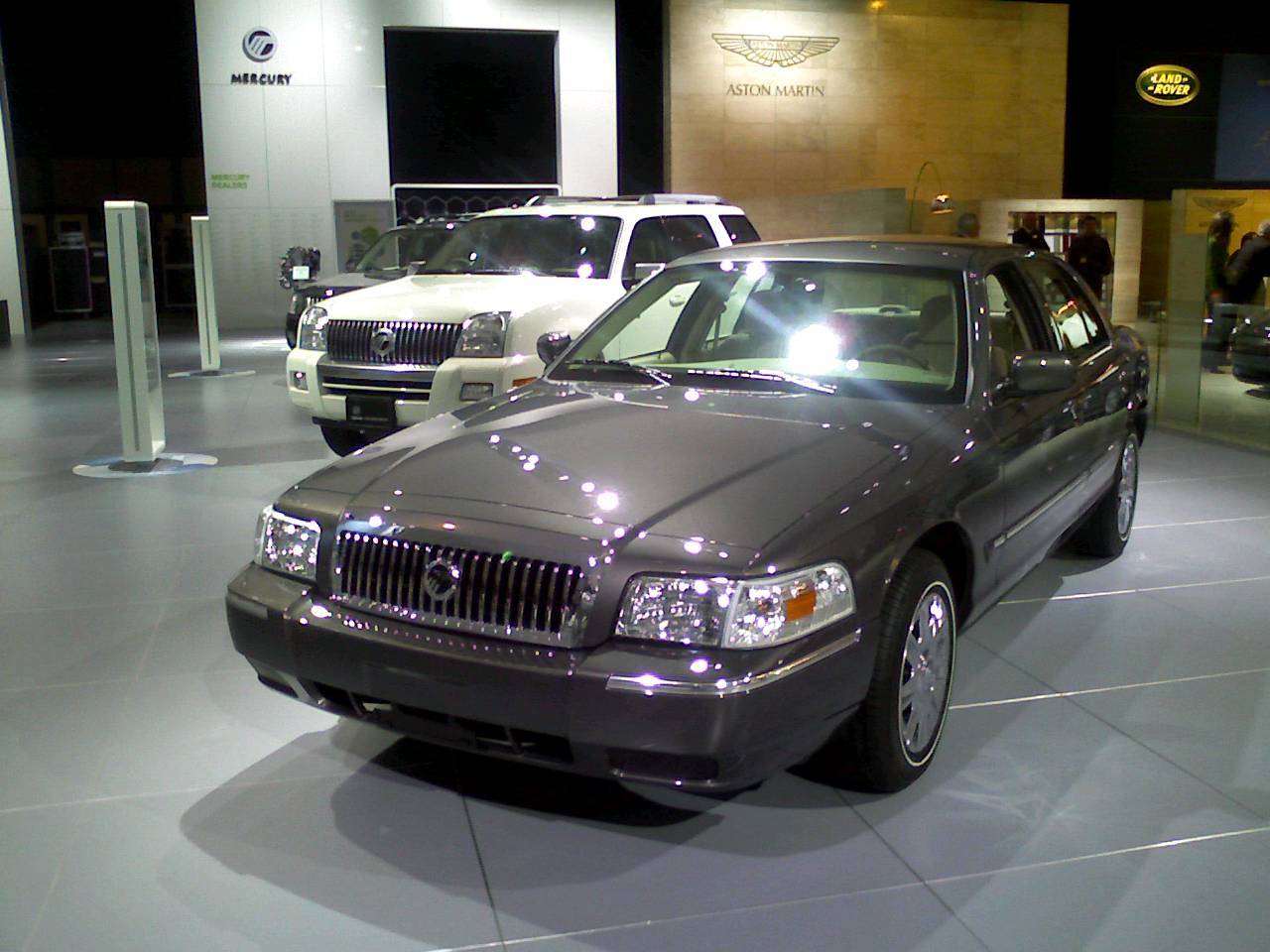 mercury grand marquis seriess #11