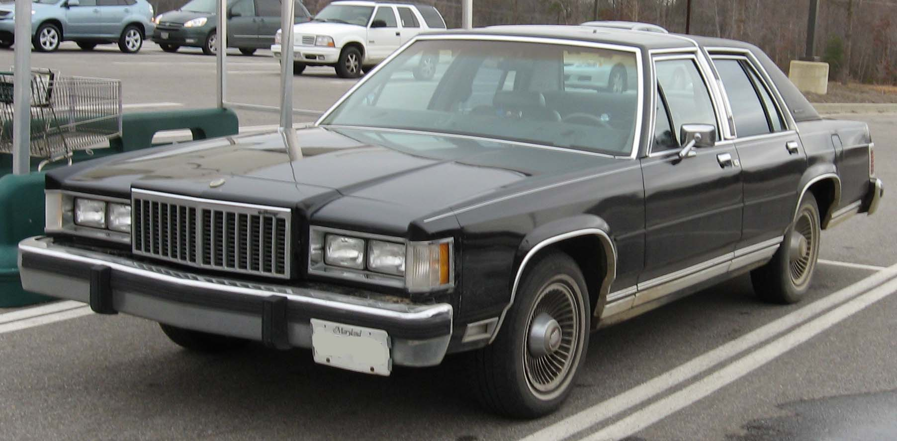 mercury grand marquis wallpaper #5