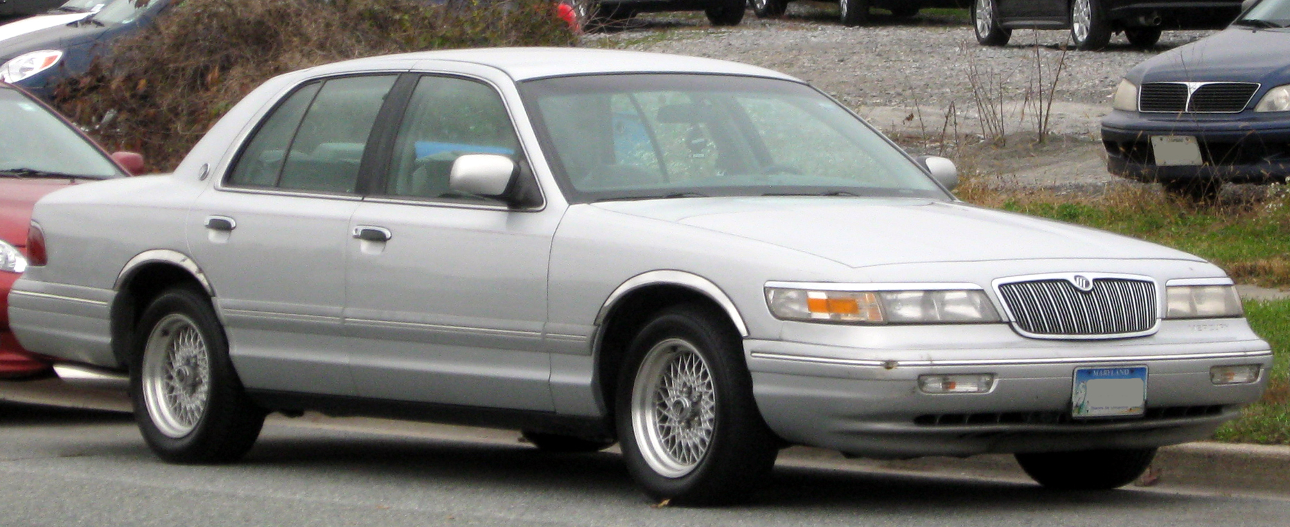 mercury grand marquis wallpaper #13