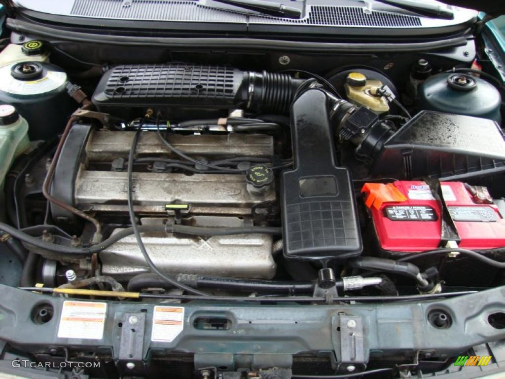 1997 Ford Contour Mercury Mystique Electrical Troubleshooting Manual