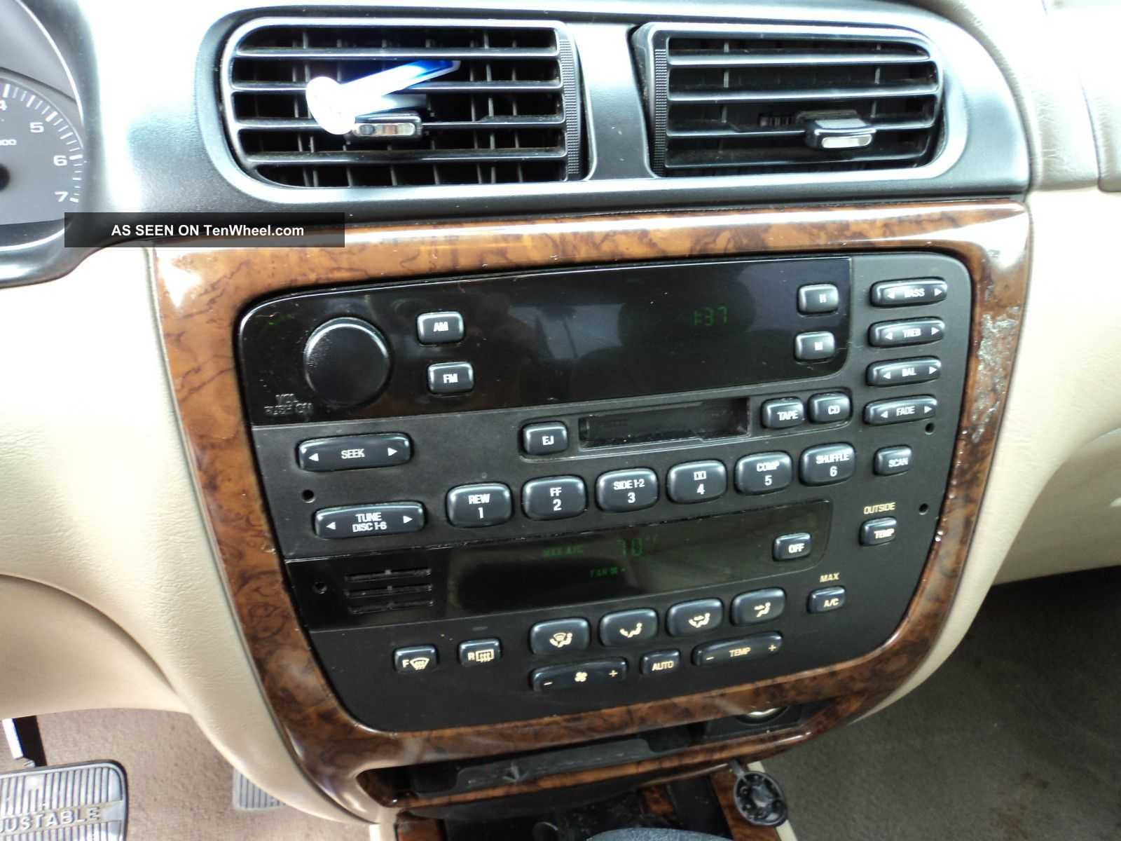 mercury sable 2002 pictures #11