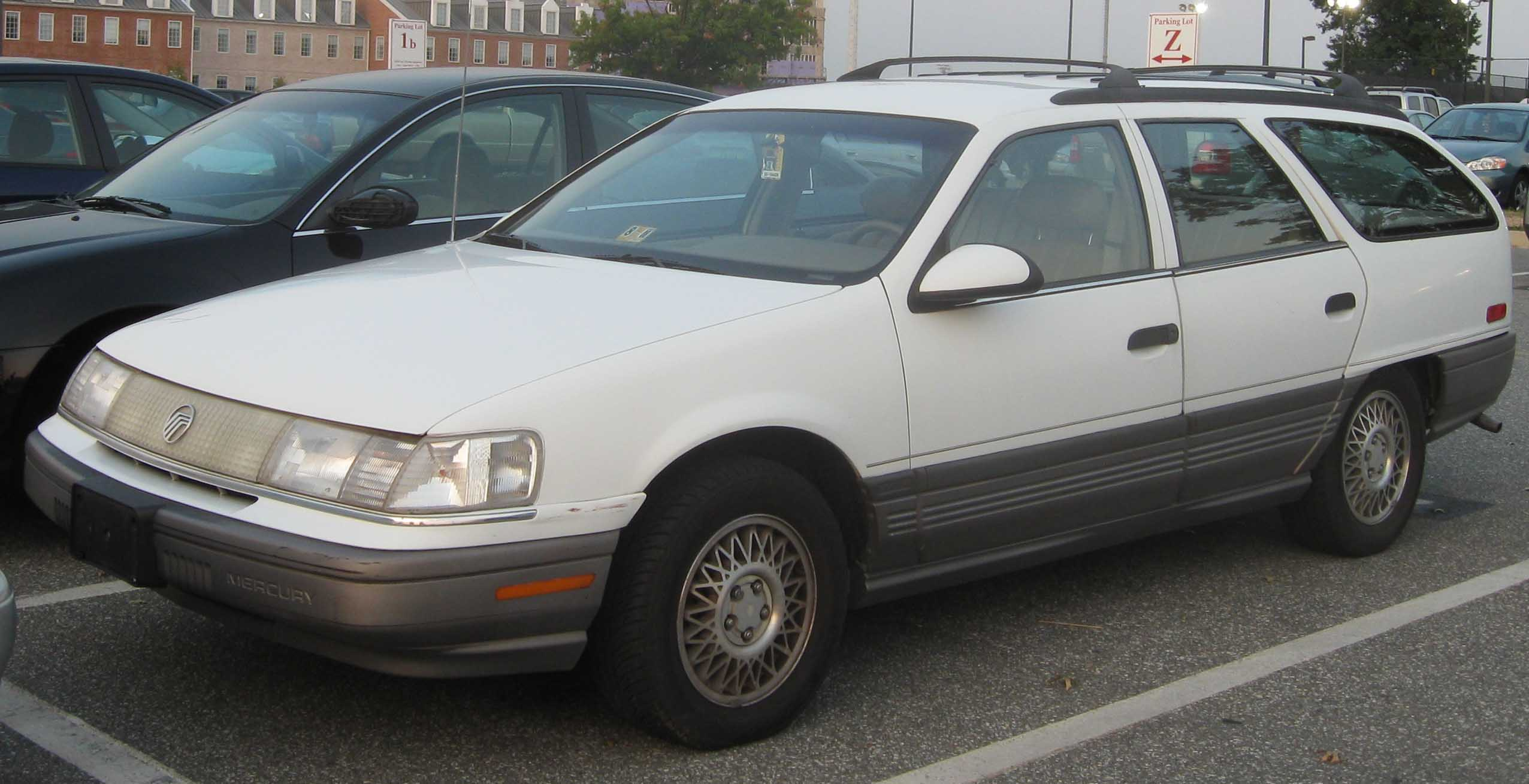 mercury sable pictures #7