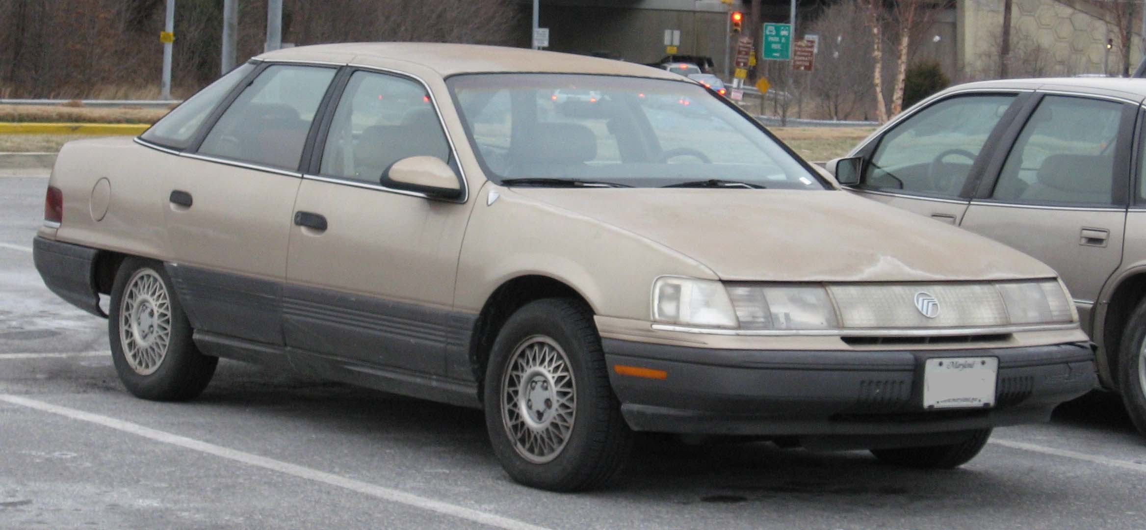 mercury sable seriess #11